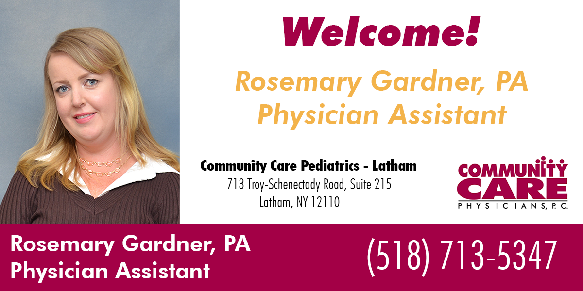 WE Care Welcomes Rosemary Gardner, Physician Assistant
